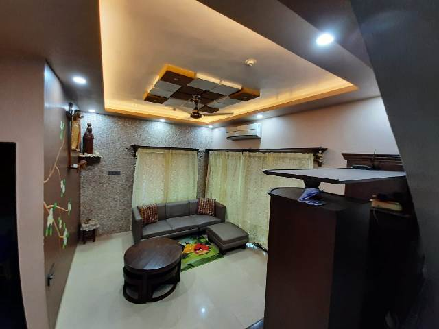 3 Bhk Row Villa, 160sqmt furnished for Sale in Socorro-Porvorim, North-Goa.(1.35Cr)
