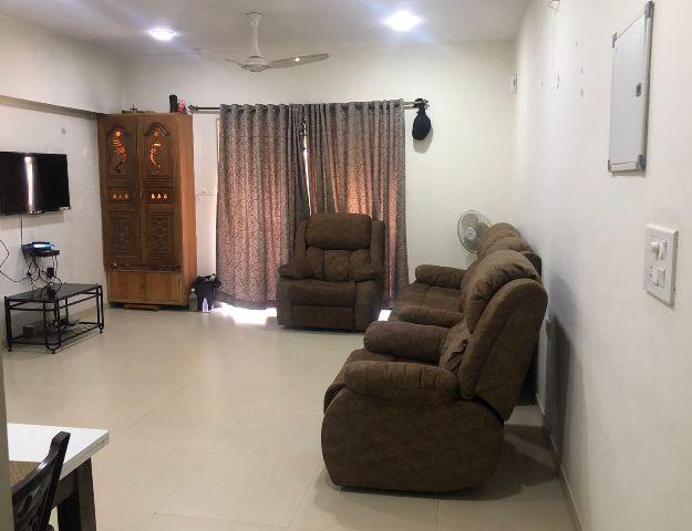3 Bhk 134sqmt furnished flat for Sale in Kadamba plateau, Old-Goa.(90L)
