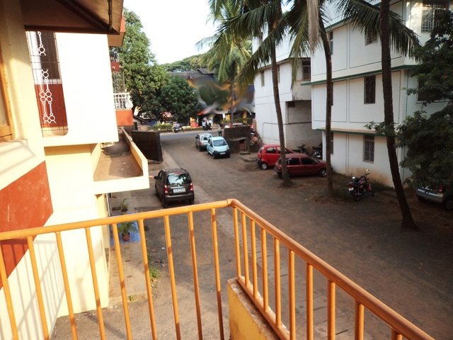 2Bhk Flat for Sale in Caranzalem, North-Goa.(50L)