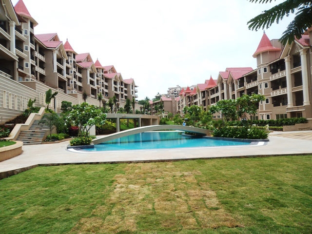 2 Bhk Penthouse with terrace for Sale in Porvorim, North-Goa.(1.10Cr)