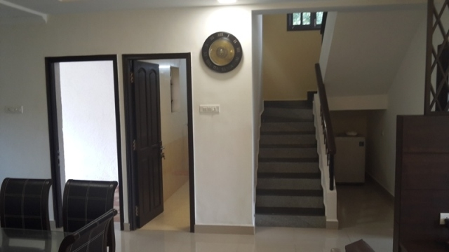 3 Bhk Row Villa fully furnished for Sale in Siolim, North-Goa.(1.60Cr)