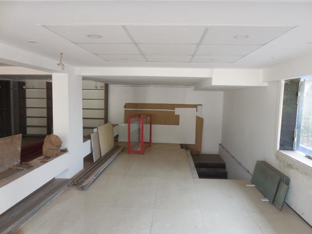 Shop 53sqmt. for Rent in Porvorim, North-Goa.(45k)