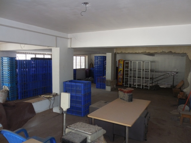 Shop 100sqmt. for Rent in Porvorim, North-Goa.(65k)