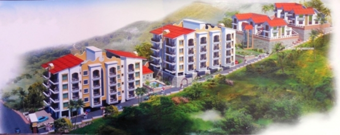 2 Bhk 115sqmt flat for Sale in Porvorim, North-Goa (51.75L)