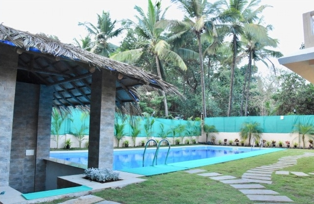 5 Bhk Independent Bungalow furnished for Sale in Parra, North-Goa.(3.25Cr)