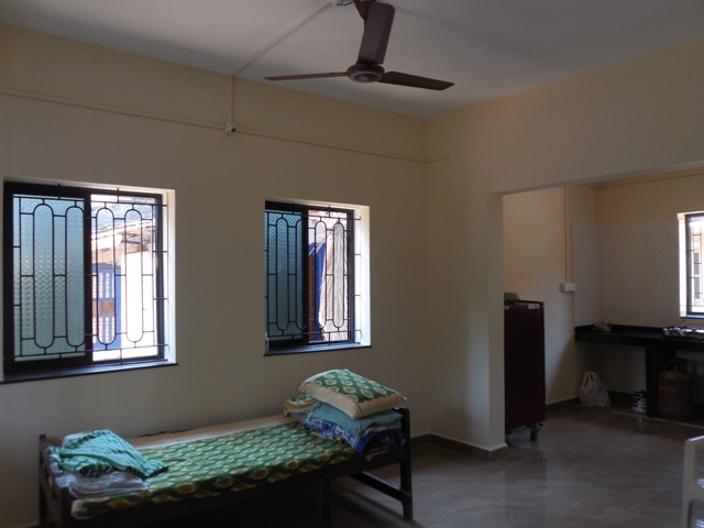 1 Bhk Independent House for Rent in Anjuna, North-Goa.(23k)