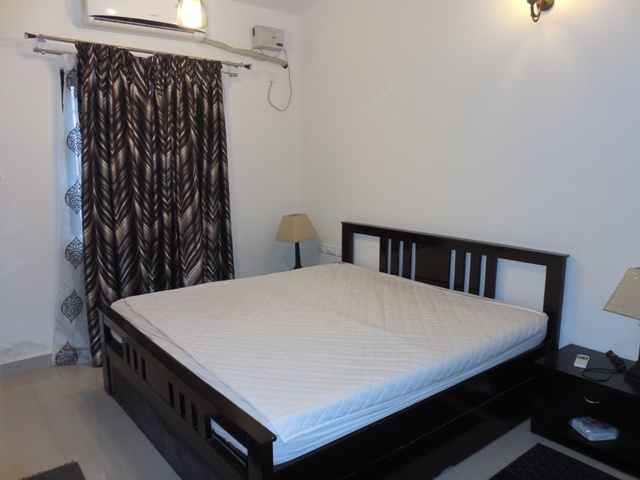 3 Bhk Row Villa 175sqmt furnished for Rent in Assagao, North-Goa.(50k)