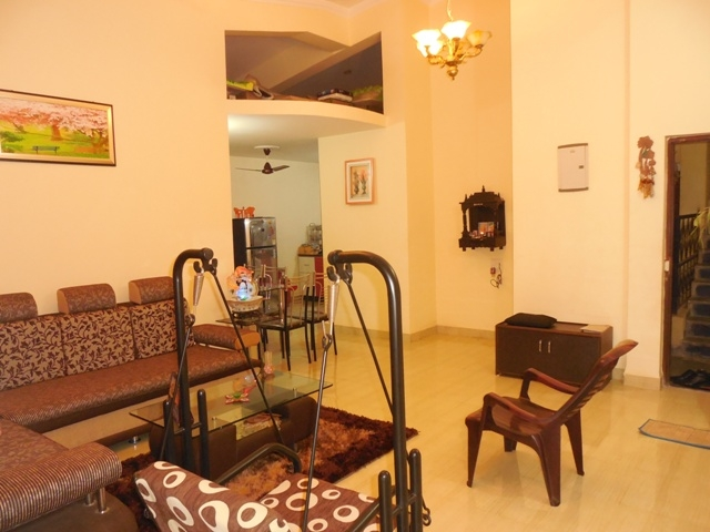 2 Bhk 104sqmt flat Semi-furnished for Sale in Canca-Mapusa, North-Goa.(55L)