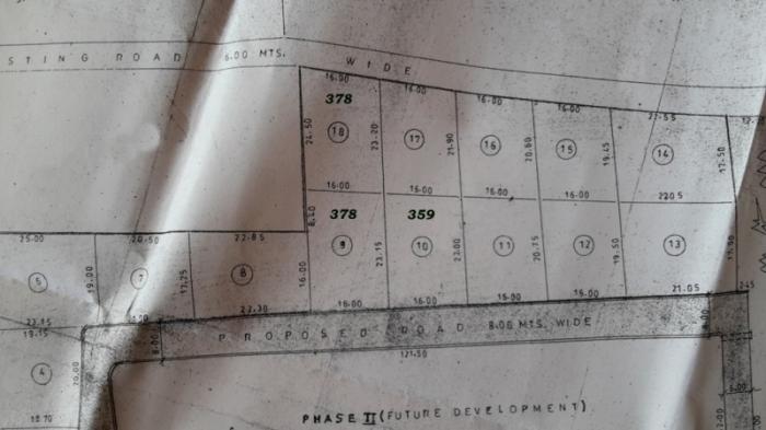 378Sqmt Developed Plot For Sale in Thivim, Mapusa, North-Goa (37.80L)
