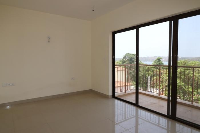 3Bhk 292sqmt Riverview flat brand new for Sale in Betim, Porvorim North-Goa.(2.20Cr)