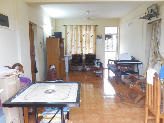 2 Bhk 88sqmt flat for Sale in Mapusa, North-Goa.(43L)