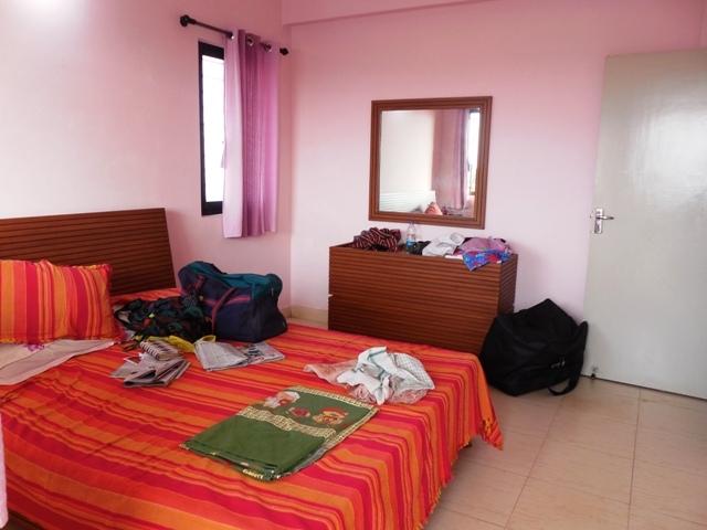 2 Bhk 105sqmt. flat  for Sale in Mapusa, North-Goa.(55L)