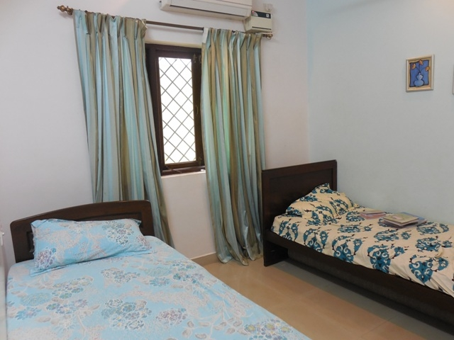 3 Bhk Row villa fully furnished for Sale in Ribandar, North-Goa.(1.40Cr)