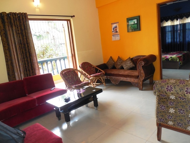 2 Bhk 90sqmt. flat for Sale in Candolim, North-Goa.(55L)
