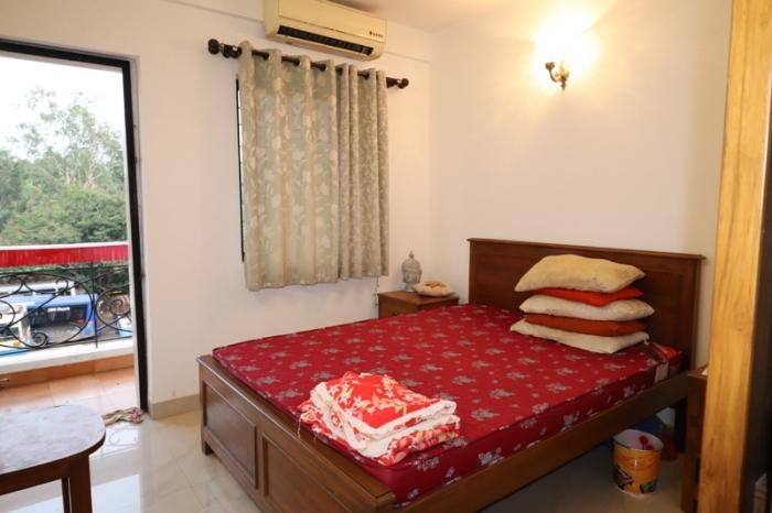 3 Bhk 134sqmt flat furnished for Sale in Porvorim, North-Goa.(70L)
