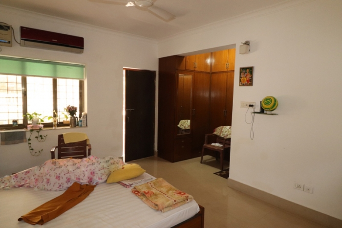 2 Bhk 210sqmt Garden flat Semi-furnished for Sale in Old-Goa, North-Goa.(74L)