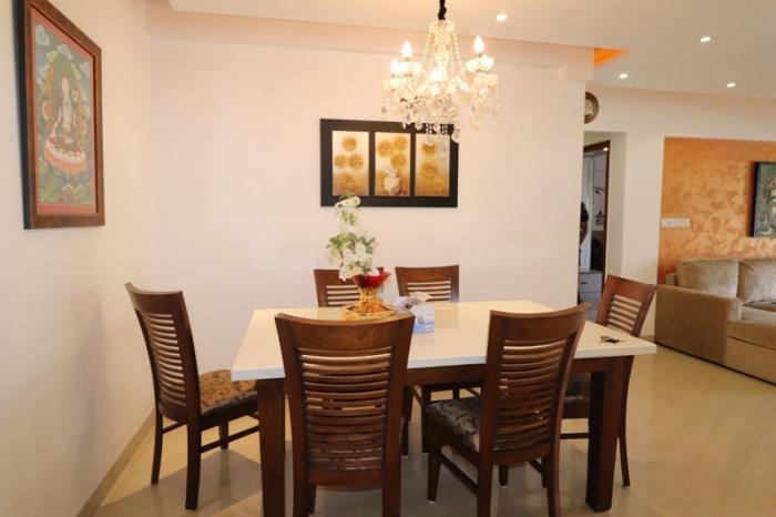 2 Bhk 121sqmt Luxury furnished flat for Sale in Porvorim, North-Goa.(90L)