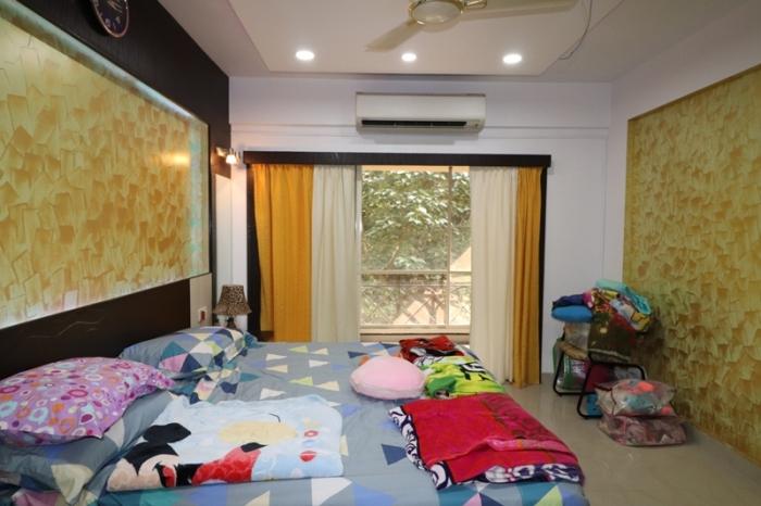 2 Bhk 108sqmt flat furnished for Sale in Porvorim, North-Goa.(85L)