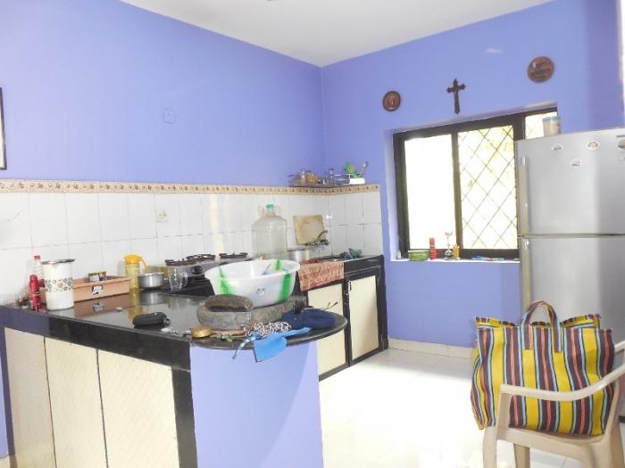 1 Bhk 67sqmt flat for Sale in Siolim, North-Goa.(36L)