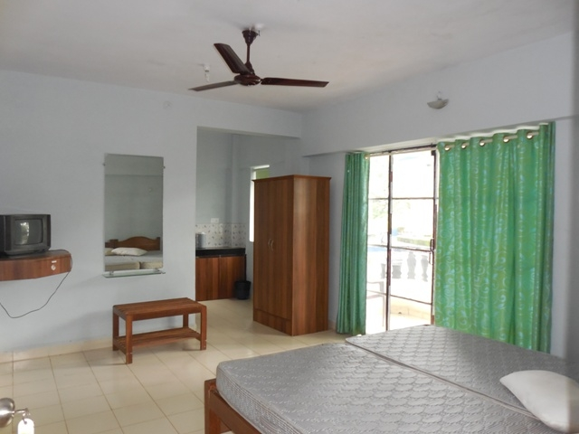 Studio flat 42sqmt for Sale in Arpora, North-Goa (30L)