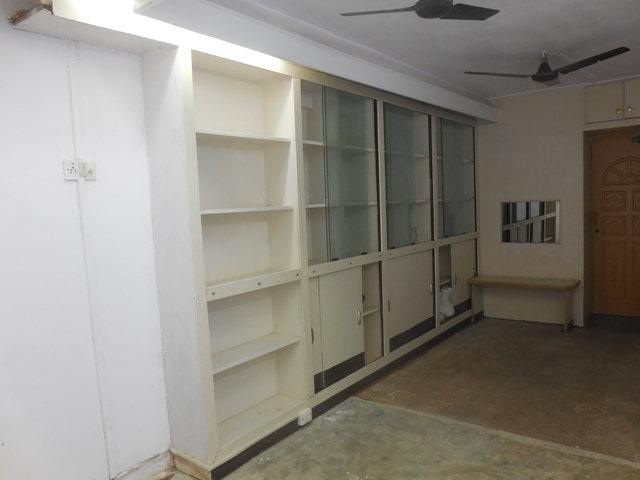 Office 38sqmt Semi-furnished for Rent in Panjim, North-Goa.(20k)