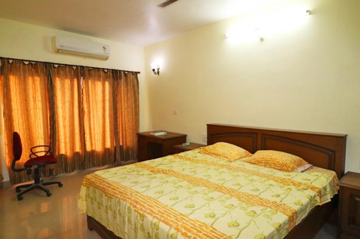 2 Bhk 125sqmt flat furnished for Sale in Porvorim, North-Goa.(75L)