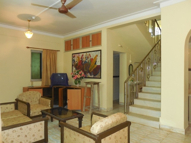 4 Bhk Independent Bungalow  Furnished for Sale in Keri, Pernem, North-Goa.(95L)