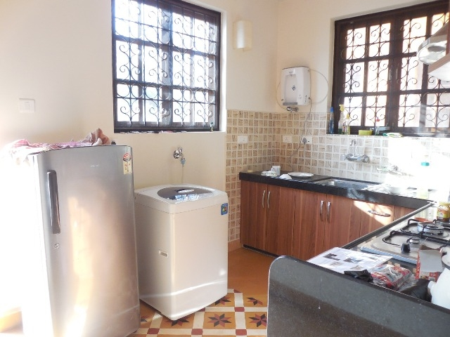 3 Bhk Row Villa fully furnished for Rent in Assagao, North-Goa.(45k)