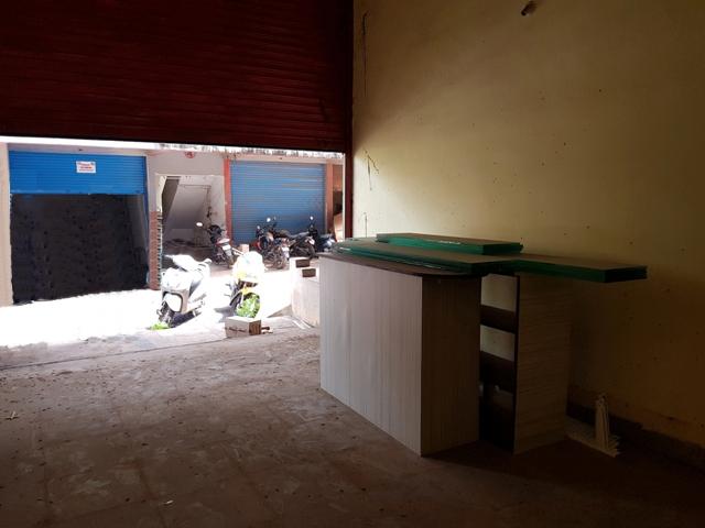 32sqmt Shop for Sale in Porvorim, North-Goa. (50L)