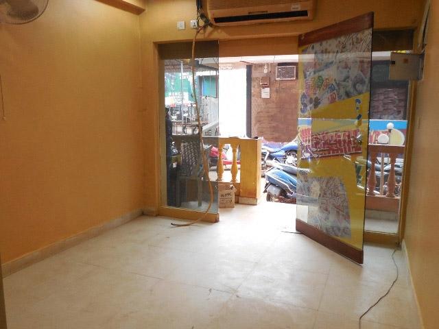 Shop 25sqmt for Rent in Calangute, North-Goa.(30k)