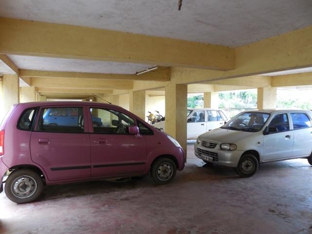 2 Bhk 85sqmt flat for Sale in Peddem-Mapusa, North-Goa.(35L)