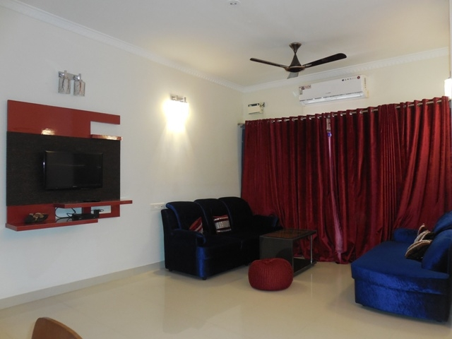 2 Bhk 106sqmt flat for Sale in Porvorim, North-Goa. (73L)