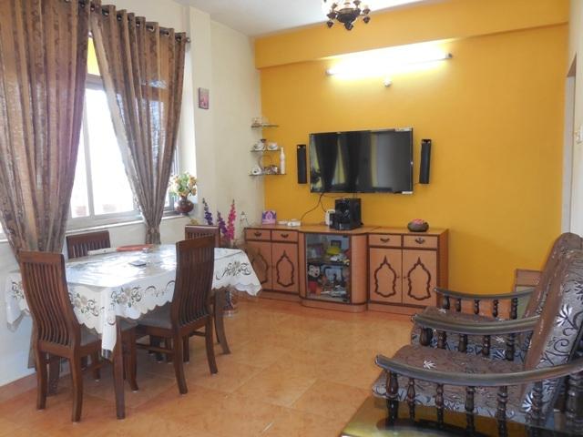 2 Bhk 85sqmt flat for Sale in Porvorim, North-Goa.(48L)