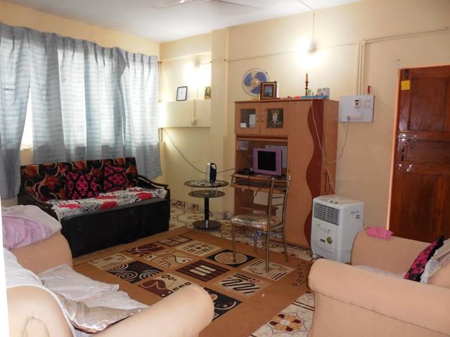 2 Bhk 85sqmt flat for Sale in Guirim, North-Goa.(35L)