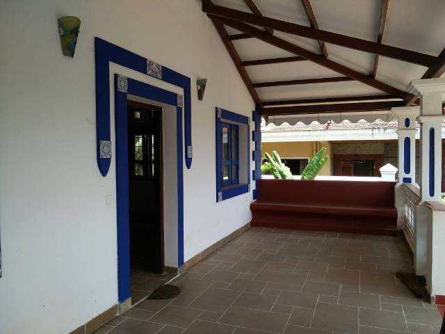 2 Bhk  Independent House for Rent in St.cruz, North-Goa.(30k)