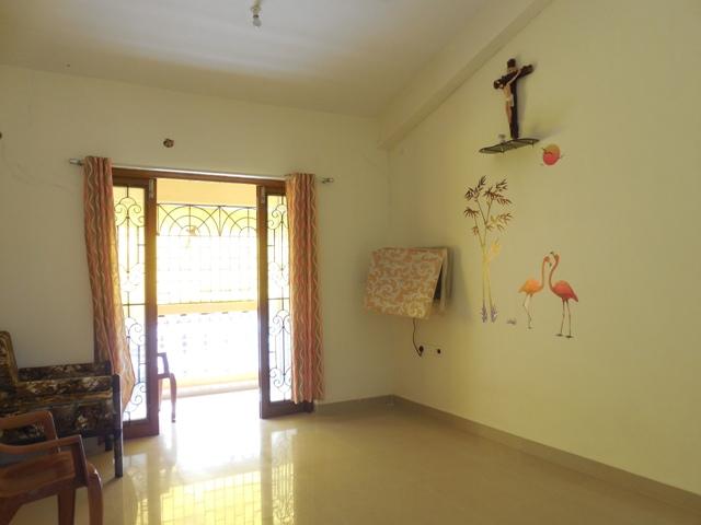 1 Bhk 70sqmt flat for Sale in Siolim, North-Goa.(40L)