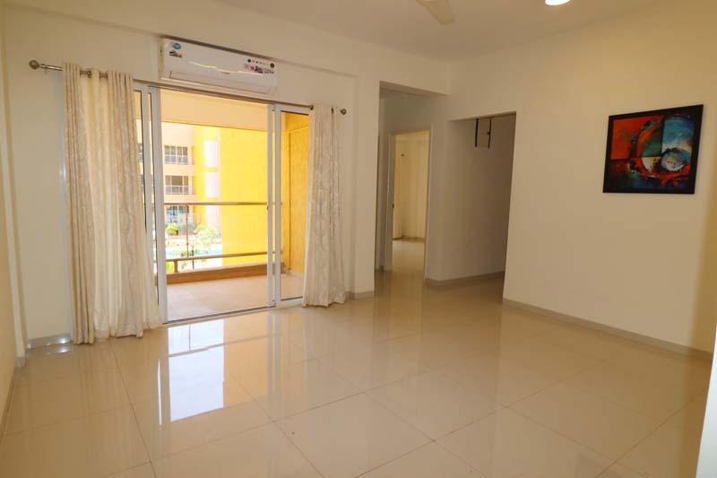 2 Bhk 105sqmt flat brand new for Sale in Anjuna, North-Goa.(81L)
