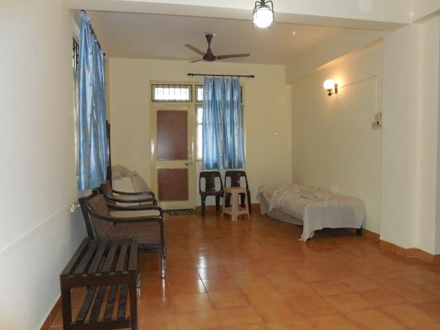 1 Bhk 61sqmt flat Semi-furnished for Sale in Calangute, North-Goa.(39.50L)