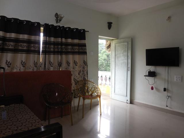 1 Bhk 62sqmt flat furnished for Sale in Anjuna, North-Goa.(36L)