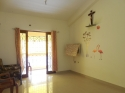 1 Bhk 70sqmt flat for Sale in Siolim, North-Goa.(42L)