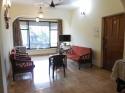 2 Bhk 103sqmt flat Semi-furnished for Rent in Mapusa, North-Goa.(18k)
