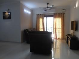 2 Bhk 125sqmt flat fully furnished for Rent in Porvorim, North-Goa. (28k)
