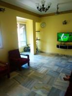 2 Bhk 86sqmt flat furnished for Rent in Miramar, North-Goa.(25k)