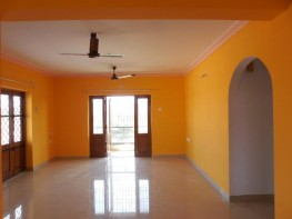 2 Bhk 189sqmt flat with open terrace for Rent in Porvorim, North-Goa.(30k)