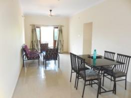 2Bhk 101sqmt flat for Sale in Verem, North-Goa. (71L)