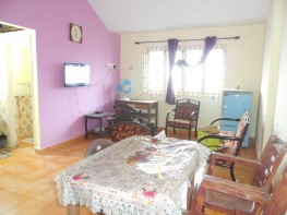 2 Bhk 80sqmt flat furnished for Rent in Porvorim, North-Goa (20k)