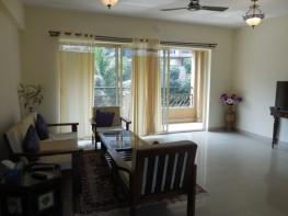 2 Bhk 112sqmt flat fully furnished for Rent in Porvorim, North-Goa.(35k)