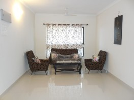 2 Bhk 127sqmt flat for Rent in Porvorim, North-Goa.(30k)