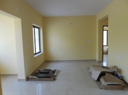 2 Bhk 82sqmt flat brand new for Sale in Moira, Mapusa, North-Goa.(41L)