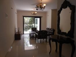 2 Bhk 111sqmt flat furnished for Rent in Porvorim, North-Goa.(30k)
